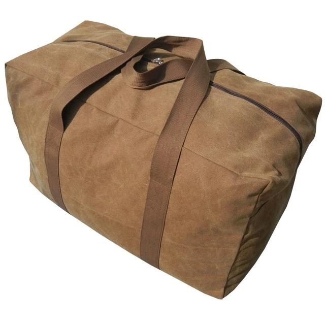 加厚水洗无味帆布储物袋